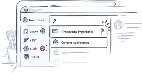 E-mails Profissionais (Livres de SPAM) 1